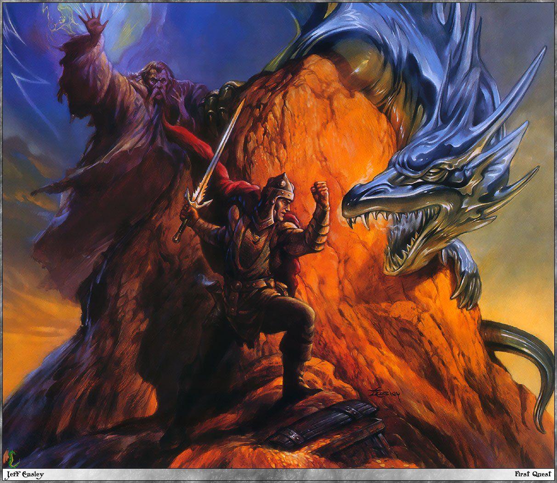 """Résultat de recherche d'images pour """"le dragon et le chevalier"""""""