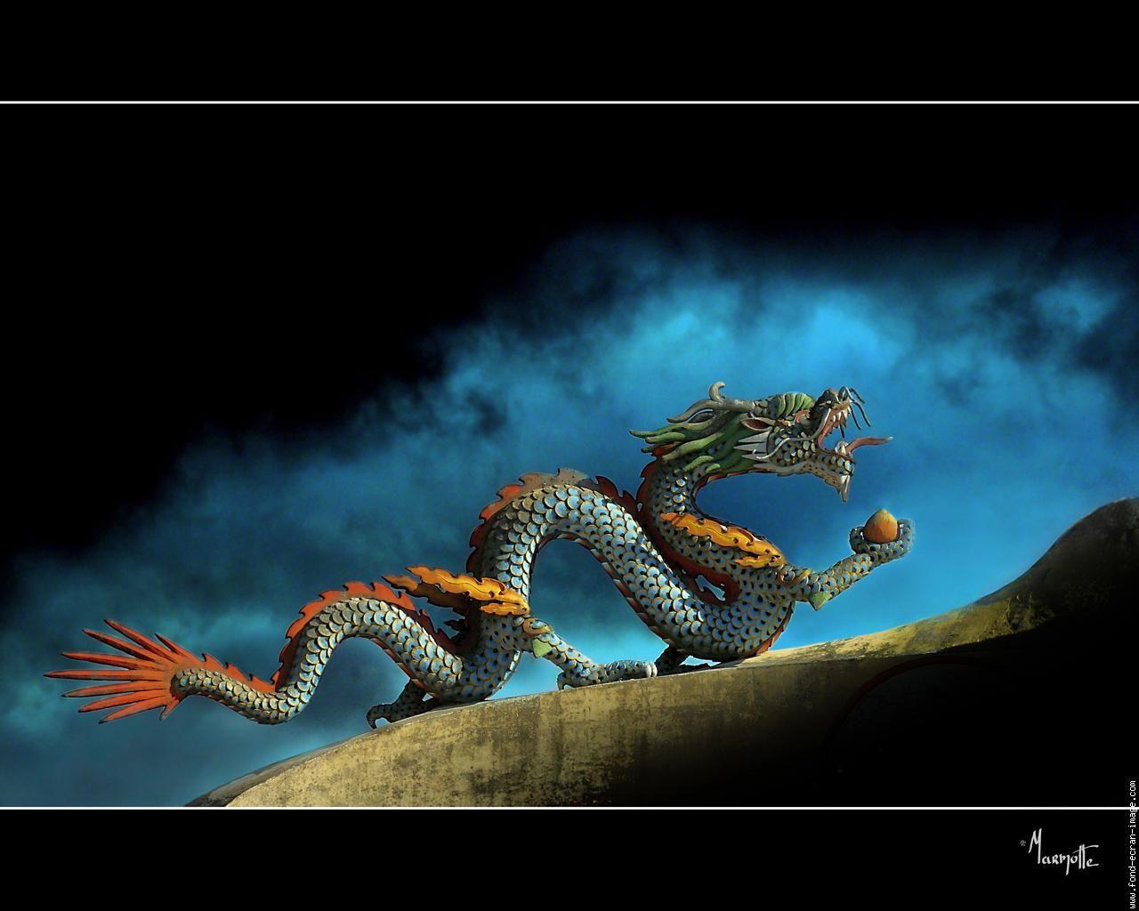 Dragons page 4 - Photo de dragon chinois ...
