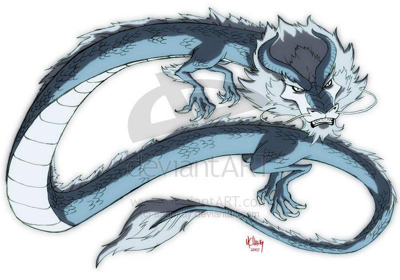 Dragons page 8 - Dessins dragons chinois ...